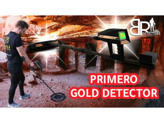 Best gold detector Primero | 9 System for treasures hunters